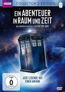 Ein Abenteuer in Raum und Zeit (Collector's Edtition), DVD