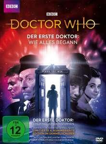 Doctor Who - Der erste Doktor: Das Kind von den Sternen (Digipack-Edition inkl Sammelschuber), DVD