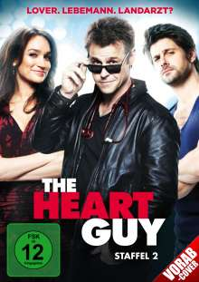The Heart Guy Staffel 2, 3 DVDs