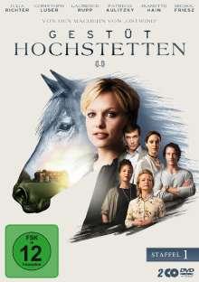Gestüt Hochstetten Staffel 1, 2 DVDs