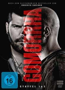 Gomorrha Staffel 1 & 2, 9 DVDs