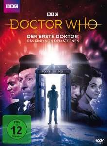 Doctor Who - Das Kind von den Sternen (Digipack), DVD
