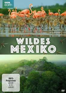 Wildes Mexiko, DVD