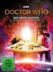 Doctor Who - Der Erste Doktor: Am Rande der Vernichtung (Digipack-Edition), DVD