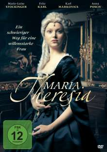 Maria Theresia, DVD