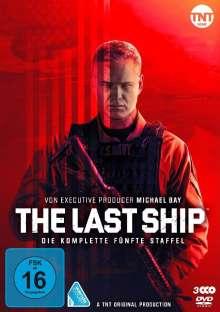The Last Ship Staffel 5 (finale Staffel), 3 DVDs
