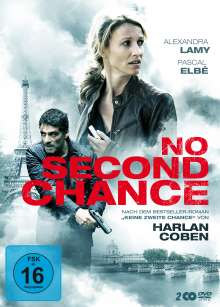 No Second Chance, 2 DVDs