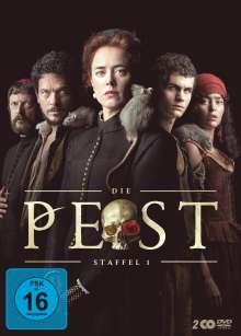 Die Pest Staffel 1, 2 DVDs