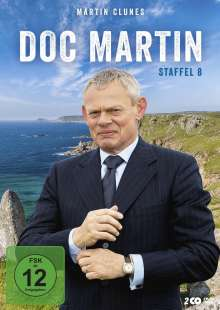 Doc Martin Staffel 8, 2 DVDs