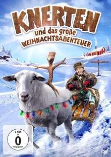 Knerten und das grosse Weihnachtsabenteuer, DVD