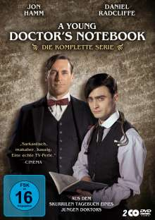 A Young Doctor's Notebook (Komplette Serie), 2 DVDs