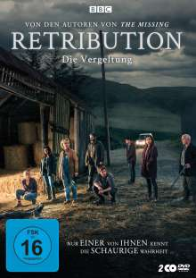 Retribution - Die Vergeltung, 2 DVDs