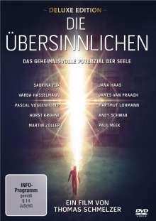 Die Übersinnlichen - Das geheimnisvolle Potenzial der Seele (Deluxe Edition), DVD