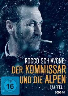 Rocco Schiavone Staffel 1, 3 DVDs