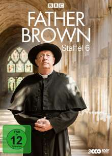 Father Brown Staffel 6, 3 DVDs