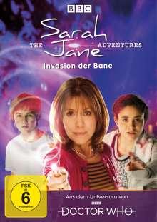 The Sarah Jane Adventures: Invasion der Bane, DVD