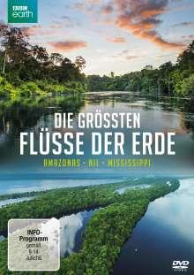 Die grössten Flüsse der Erde, DVD
