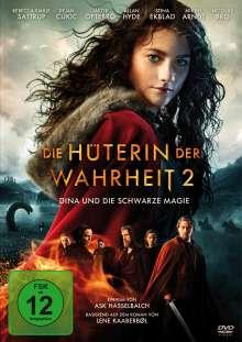 Die Hüterin der Wahrheit 2 - Dina und die schwarze Magie, DVD