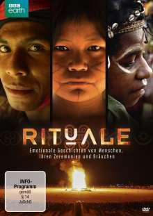 Rituale - Emotionale Geschichten von Menschen, ihren Zeremonien und Bräuchen, DVD