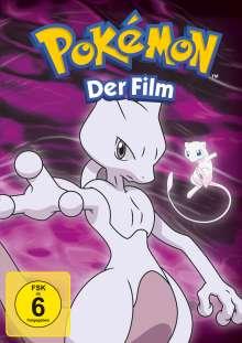 Pokémon - Der Film, DVD