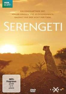 Serengeti (2019), DVD