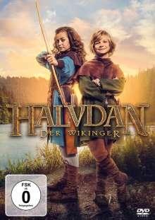 Halvdan, der Wikinger, DVD