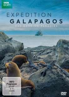 Expedition Galapagos, DVD