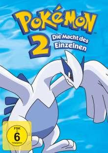 Pokémon 2 - Die Macht des Einzelnen, DVD