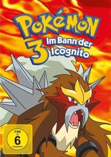 Pokémon 3 - Im Bann der Icognito, DVD
