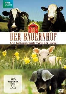 Der Bauernhof - Die faszinierende Welt der Tiere, DVD
