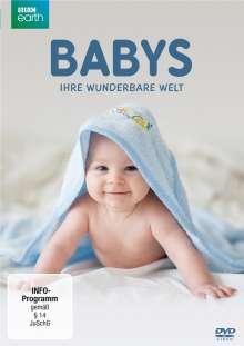 Babys - Ihre wunderbare Welt, DVD