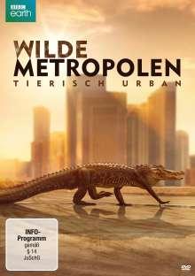 Wilde Metropolen - Tierisch Urban, DVD