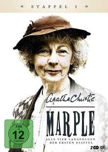 Agatha Christie: Marple Staffel 1, 2 DVDs