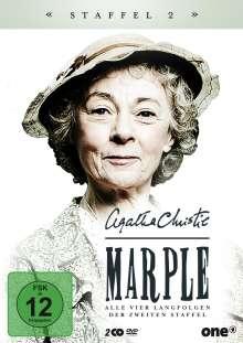 Agatha Christie: Marple Staffel 2, 2 DVDs