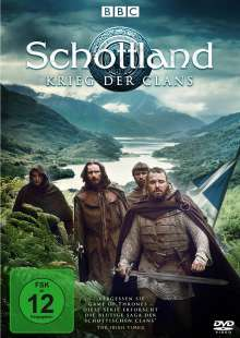 Schottland - Krieg der Clans, DVD