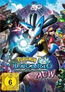 Pokémon - Der Film: Lucario und das Geheimnis von Mew, DVD