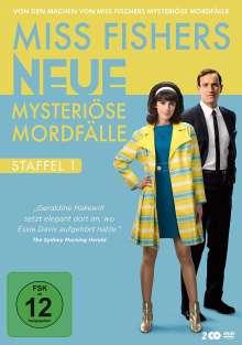 Miss Fishers neue mysteriöse Mordfälle Staffel 1, 2 DVDs
