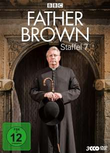 Father Brown Staffel 7, 3 DVDs