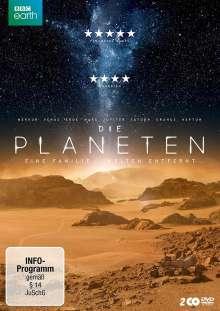 Die Planeten, 2 DVDs