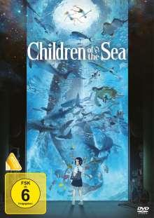 Children of the Sea, DVD