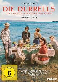 Die Durrells Staffel 1, 2 DVDs
