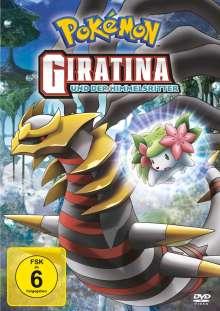 Pokémon 11 - Giratina und der Himmelsritter, DVD