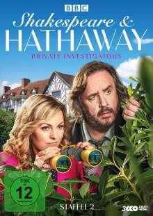 Shakespeare & Hathaway Staffel 2, 3 DVDs