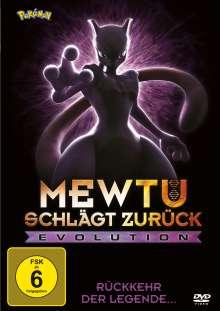 Pokémon: Mewtu schlägt zurück - Evolution, DVD