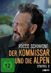 Rocco Schiavone Staffel 3, 2 DVDs