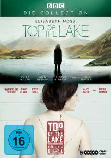 Top of the Lake - Die Collection, 5 DVDs