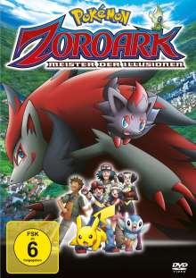 Pokémon 13 - Zoroark: Meister der Illusionen, DVD