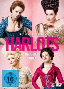 Harlots - Haus der Huren (Komplette Serie), 6 DVDs
