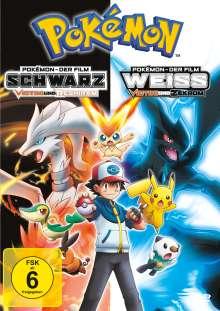 Pokémon 14: Schwarz - Victini und Reshiram / Weiß - Victini und Zekrom, DVD
