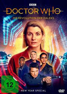 Doctor Who: Die Revolution der Daleks (New Year Special), DVD